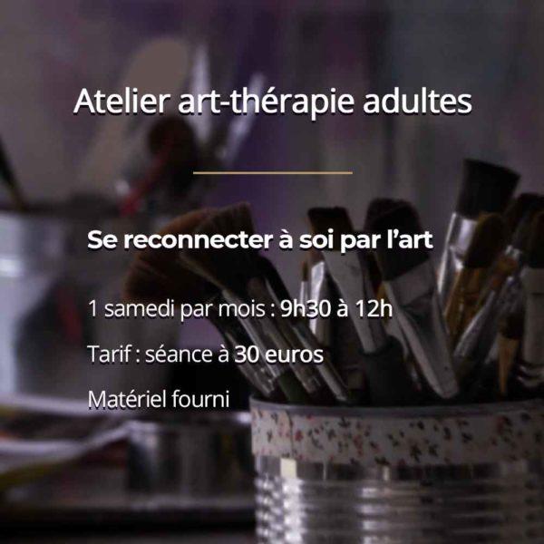 Atelier arthérapie