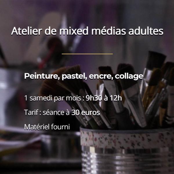 Mixed Media